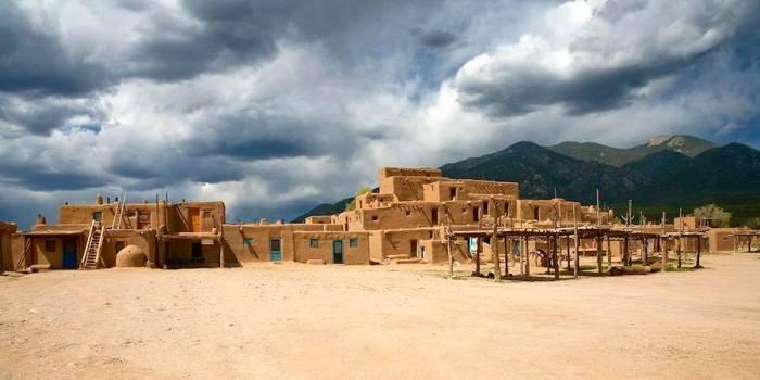 OONA Taos Pueblo - FOSTER 1